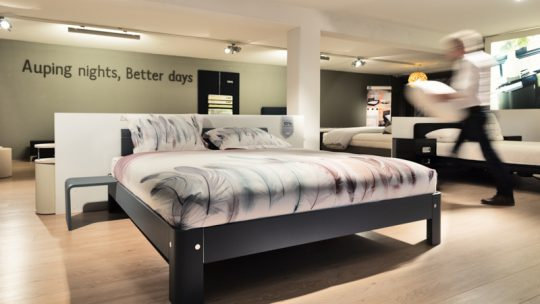 Super boxspring Papendrecht